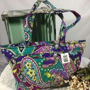 60ec5bd19c Vera Bradley Bags - Vera Bradley Mandy bag  wallet set in heather